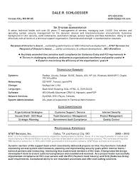 Entry Level System Administrator Resume Sample Best of Network Administrator Resume Network Administrator Resume System