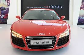 new car launches audiAudi launches new R8 in India at Rs 135 crore onwards  News18