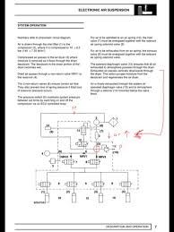 range rover eas wiring diagram range printable wiring eas pneumatic schematic land rover forums land rover and range on range rover eas wiring