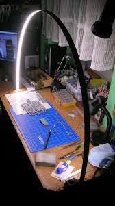 desk lighting ideas. model painter truly rethinks the led task lamp core77 desk lighting ideas