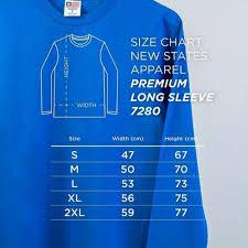 Jual Kaos Polos Lengan Panjang Big Size New State Apparel Original Maroon Xxl Dki Jakarta Roxet Veller Tokopedia
