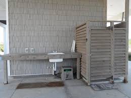outdoor sink station photo