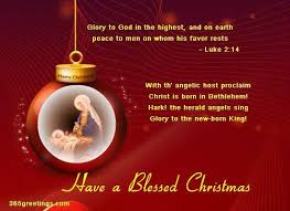 Christian Christmas Quotes For Cards