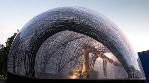 Architecture And Construction Robotics For Architecture And Construction An Interview