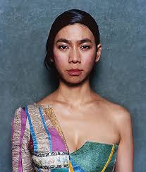 Photo of Nijirô Murakami  & his  Mother  Ua