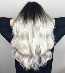 18 inch clip in hair extensions in arctic blonde beauty works hair extensions best hair
