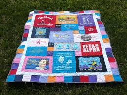 Ideas for Personalized Blankets – DIY & Other Options | Blanket My ... & t-shirt quilt Adamdwight.com