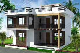 architectural design of duplex house in india