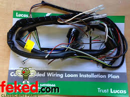 electrical wiring harness bsa wiring harness lu54940666 54940666