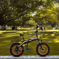 <b>RICH BIT RT022</b> Electric Bicycle 48V-17Ah LG Li-Battery E-bike ...