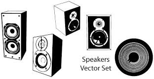 music speakers clipart. music speakers clipart g