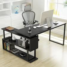 small white corner office. Desk:Desk With Wheels And Drawers Black Computer Workstation Desk Wood White Small Corner Office I