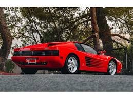 Call gullwing motor ask for peter kumar. Ferrari Testarossa 512tr Used Search For Your Used Car On The Parking