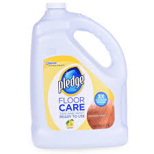 pledge 128 fl oz wood cleaner