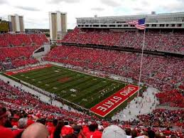 Ohio State Stadium Seating Chart Ohio Stadium Section 12c Home Of Ohio State Buckeyes
