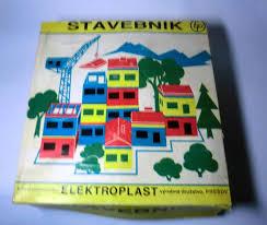 Stavebník, Elektroplast Prešov, 12 malých domků | Aukro