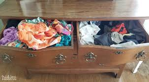 Organizing Drawers Magnificent Organizing Dresser Drawers The Easy Way It's Fun