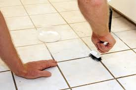 but i sealed my grout