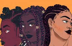 Cartoon Wallpaper Black Girls
