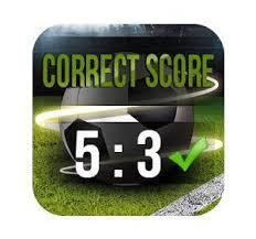 Hasil gambar untuk taruhan correct score