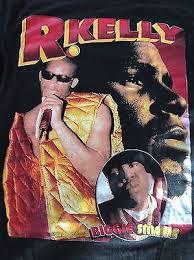 Rap R B Charts 1995 R Kelly Big Vintage Hip Hop 90s Rap Tees Bad Boy Biggie