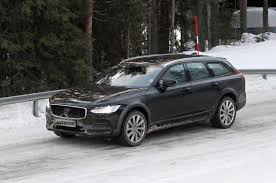 <b>Volvo V90</b> and S90 range to be updated with mild-hybrid tech ...
