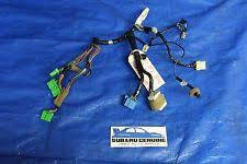 sti wiring harness 2005 2007 subaru wrx sti instrument gauge cluster speedometer wiring harness 2