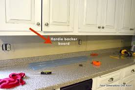Image of: Splash Board Kitchen