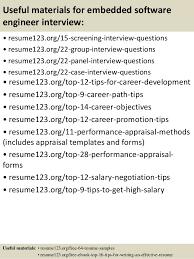Resume Senior Embedded Software Engineer Cover Letter And Resume AppTiled  com Unique App Finder Engine Latest