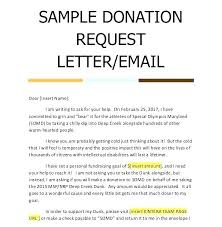Basic Business Letters In Kind Donation Letter Template Project Request Gift Sample