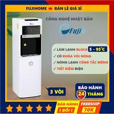 BH 24 THÁNG] Cây nước nóng lạnh bình âm cao cấp Fujie WD8500C, bình lọc máy lọc  nước nóng lạnh mini công nghệ Nhật Bản