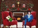 1000+ images about Kerst met elvis presley on Pinterest | Blue ...