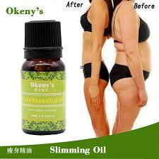 Slimming Losing Weight Essential Oils Thin Leg Waist Fat Burning ...