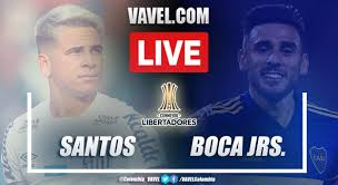 Resumen Santos vs Boca (3-0) en semifinal de la Copa Libertadores | 13/01/ 2021 - VAVEL Argentina
