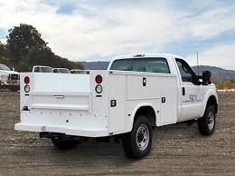 Standard Utility Beds - Marathon Truck Body