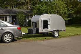 picture of teardrop trailer