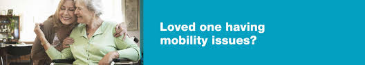 loved one having mobility issues