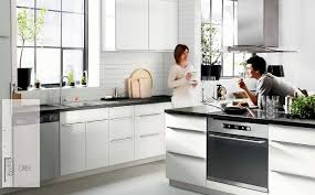 modern white kitchen ikea7 modern