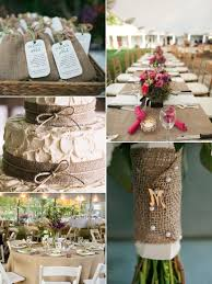 Brilliant Wedding Ideas Using Burlap Wedding Wedding Ideas Using Burlap