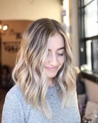 Stylish Blonde Lobs Haircut Ideas 43 Fashion Best