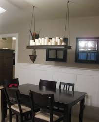 dining room lighting no chandelier. get that same lovely look for less with this candle chandelier diy. a little effort and money, no one will know you made your own gathered dining room lighting