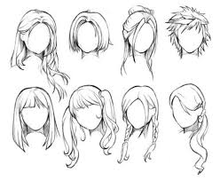 anime chibi drawing hair. Beautiful Anime Image Result For Girls Drawing In Anime  Sketches Pinterest Drawings  Art And Anime Hair In Chibi Drawing Hair I