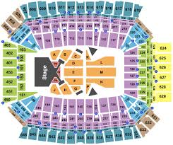 Beef And Boards Seating Chart Lucas Oil Stadium Seating Chart Section Row And Seat