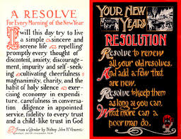 Christian New Year Resolutions Quotes