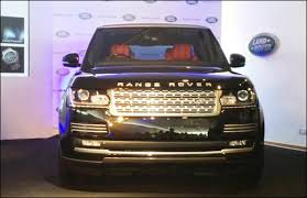 new car launches from tata2013 Range Rover launched in India at Rs 172 crore