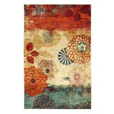 pandora multi 7 ft 6 in x 10 ft area rug