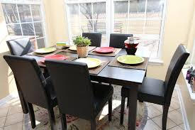 4 Person Kitchen Table Lacquered Modern Contemporary Kitchen With White Steel Table
