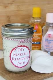 homemade make up remover pads how to make your own