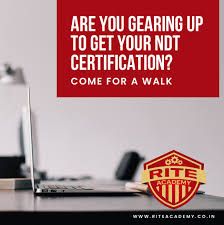 Tw Design And Manufacturing Want To Learn Ndt Come And Join Rite Acdemy Rite Academy