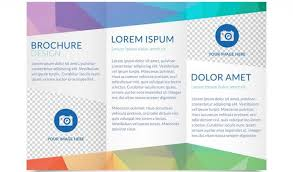 3 Fold Brochure Template Free Download Folding Brochure Template